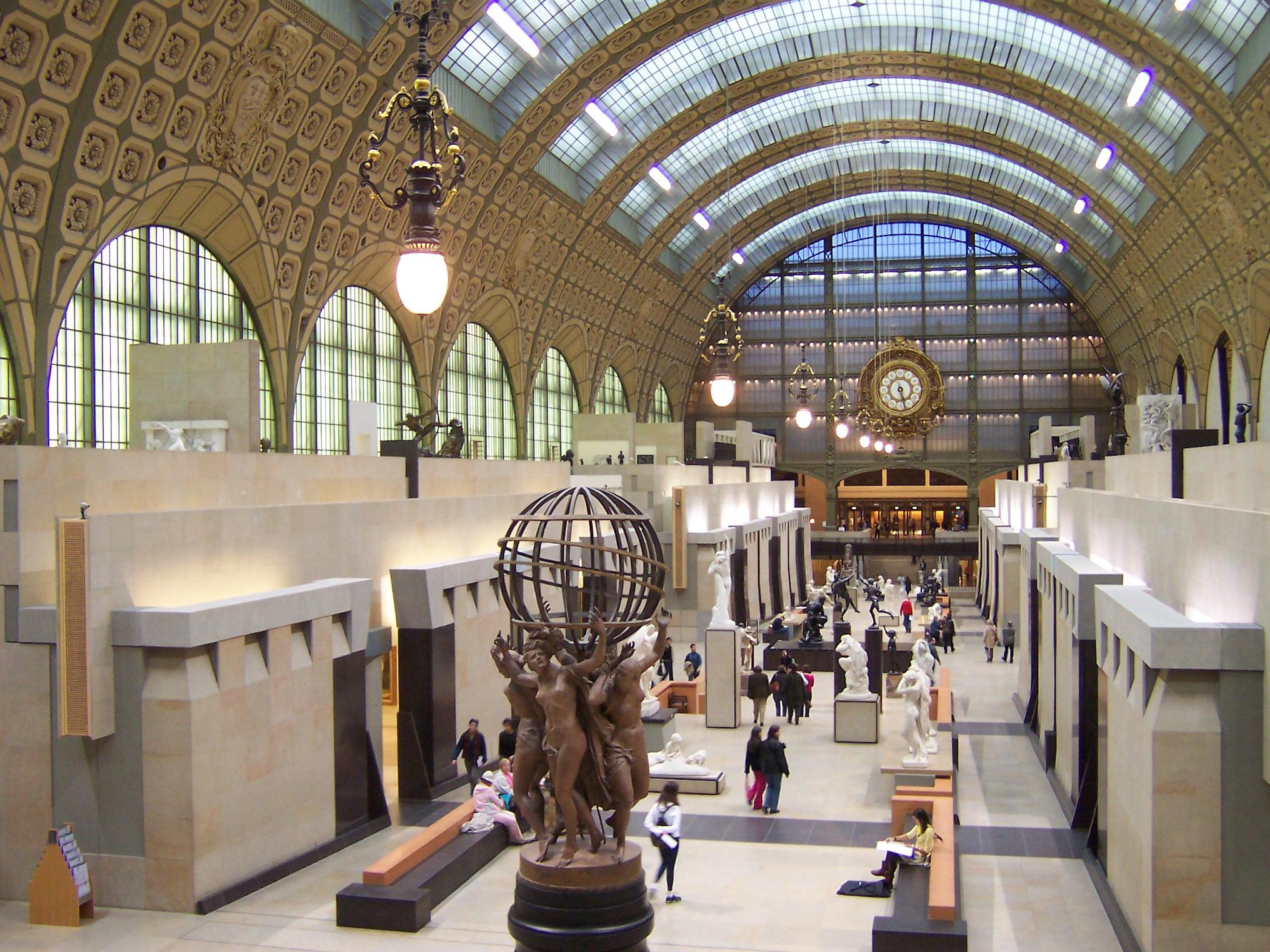 """Résultat de recherche d'images pour """"photographe intérieur musée d'orsay"""""""