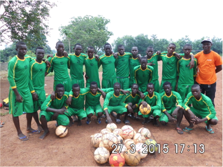 Juvenat Sacré Cœur (Ivory Coast)