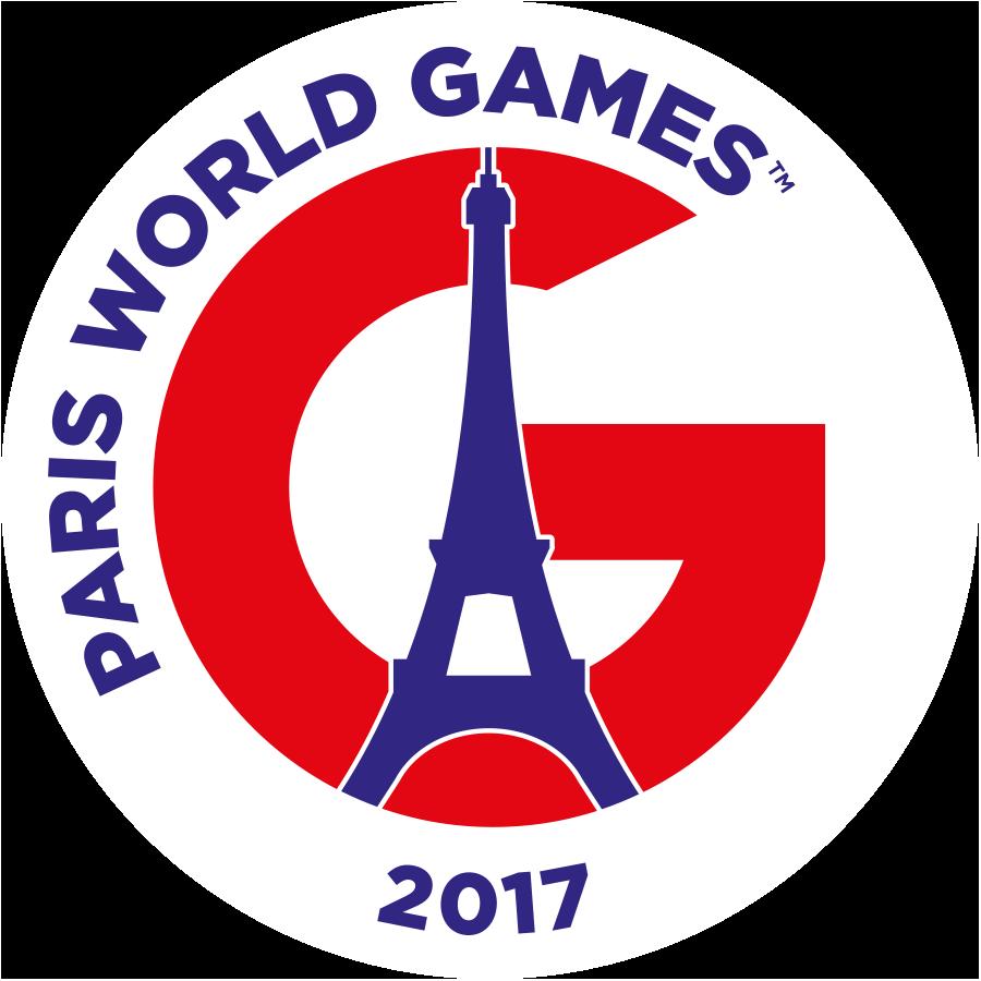 logo ParisWorldGames 2017