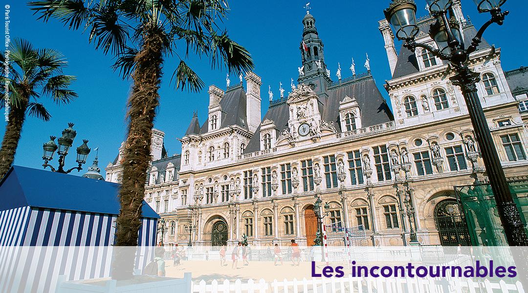 slides incontournables - Paris Must See